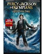 Freebie! Percy Jackson & The Olympians: The Lightning Thief Widescreen DVD - $0.00