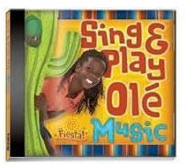 Sing & Play Ole Music Cd