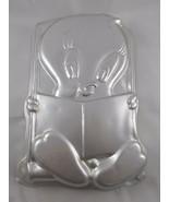 """Wilton Cake Pan Tweety Bird 1978 Warner Bros #502-7687 14"""" - $4.65"""