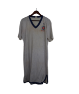 Vintage Chicago Cubs First Night Game Nightshirt 1988 Wrigley Field One ... - $29.99