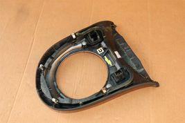 09-20 Nissan 370Z Z34 Center Console Auto Trans Shifter Bezel Trim Panel image 5