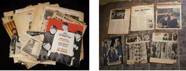 Beatles Scrapbook Fan Collection 1960s - $56.99