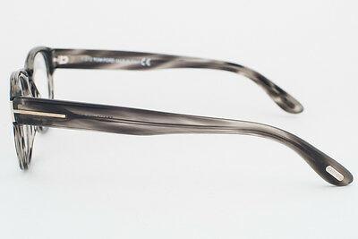 Tom Ford 5275 093 Striped Gray Eyeglasses TF5275 093 50mm