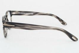 Tom Ford 5275 093 Striped Gray Eyeglasses TF5275 093 50mm image 3