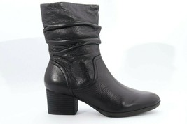 Abeo Faith Boots Black Women's Size US 8.5 Neutral Footbed (EPB)3817 - $89.00