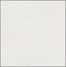 White 28cct evenweave thumb200