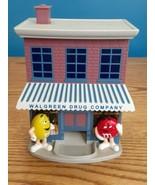 Vintage M&M Candy Dispenser. Walgreen Drug Company - $12.82