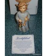 """Hosanna"" Goebel Hummel Angel Figurine #480 TMK7 MINT WITH BOX COLLECTIBLE GIFT! - $111.54"