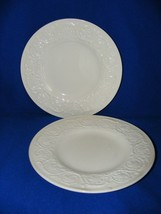 "Wedgwood Patrician 2 Bread Plates 6.5"" Barlaston of Etruria  - $9.95"