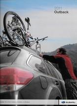 2011 Subaru OUTBACK sales brochure catalog 1st Edition US 11 2.5i 3.6R L... - $8.00