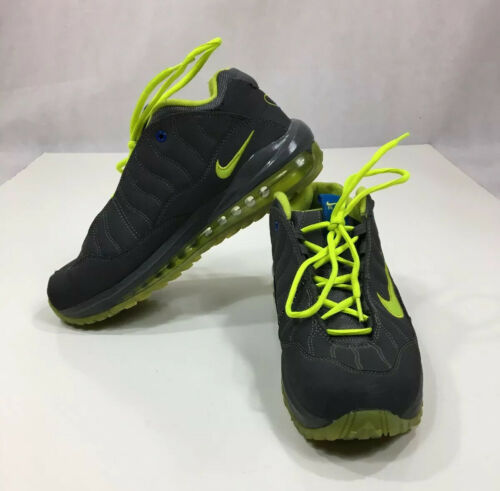 Nike Air Total Griffey Max 488329-001 Dark Grey/Cyber-Soar Shoes Men's US Sz 8.5 image 10