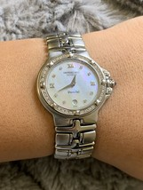 Raymond Weil Ladies Watch With Diamonds Parsifal Stainless Steel 9995 - $620.29