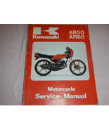 1981 81 1982 82 KAWASAKI AR50 AR 50 AR80 AR 80 SHOP SERVICE REPAIR MANUAL - $71.63