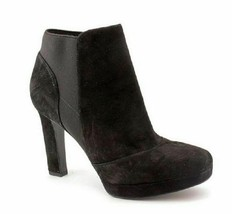 Via Spiga Tocarra Womens Suede Fashion Ankle Boots Size 11 M - $59.39
