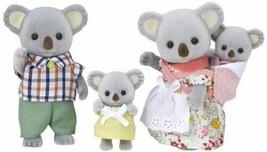 """Epoch Sylvanian Families Sylvanian Family Doll """"Fs-15 Family of Koala"""" - $25.61"""