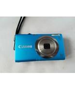 Canon Powershot A2300 HD Fotocamera Digitale 16.0 Mp Blu - $78.43