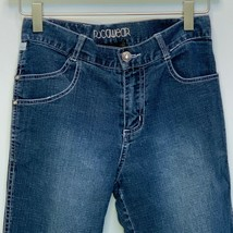 Rocawear Girls Designer Blue Jeans Size 14 - $21.75