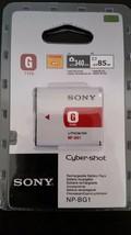 Original SONY NP BG1 digital camera battery DSC W G Type Stamina Genuine... - $23.99