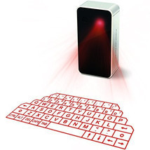 Showme® Virtual Laser Projection Keyboard for iPad iPhone 7 Android Mobi... - £19.69 GBP