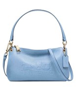 Coach 33521 Charley Horse & Carriage Embossed Crossbody - $128.69