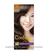 CONFUME HERBAL HAIR COLOR DYE - 7BN COFFEE BROWN - $9.99
