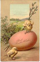 Easter Wishes Paul Finkenrath of Berlin Vintage Post Card - $7.00
