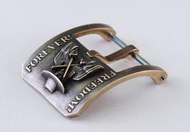 Watch Buckle For watch strap Handmade Bronze - $114.00