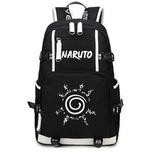 Naruto Theme Fighting Anime Series Backpack Schoolbag Daypack Bookbag Seal - $36.99