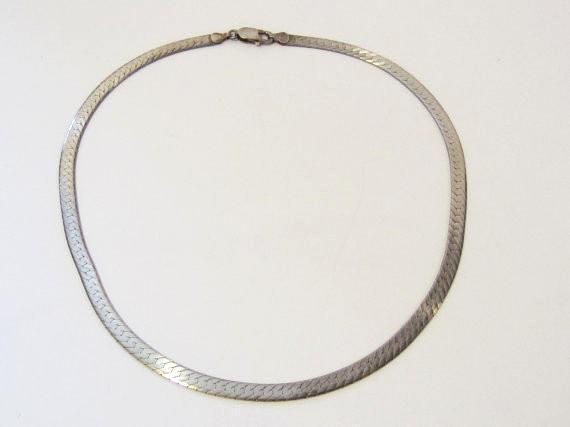 Milor sterling silver 925 chain 18'' Long