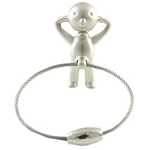 Creative Durable Portable Keychain Key Holder Pendant Key Ring, P - $10.60