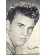 Ricky Nelson Arcade Card Photograph - $7.00