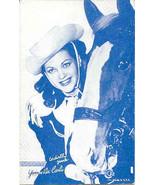 Yvonne De Carlo Arcade Card photograph - $7.00