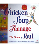 CHICKEN SOUP FOR THE TEENAGE SOUL BOARD GAME 1999 - $19.00
