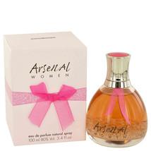 ARSENAL by Gilles Cantuel Eau De Parfum Spray 3.4 oz for Women - $20.95