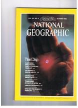 National Geographic Magazine, October 1982 [Single Issue Magazine] [Oct 01, 1982 - $13.85