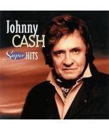 Johnny Cash (Super Hits) - $2.50
