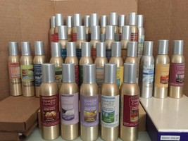 Yankee Candle (Lot Of 3) Room Sprays: More Than 55 Scents To Choose From - $22.28+