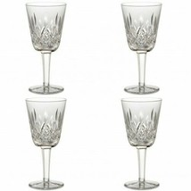Waterford Lismore White Wine Glass 4 oz 4 Glasses Ireland # 6003180700 New - $248.24