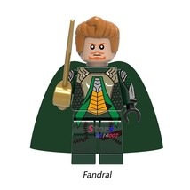 1pcs Fandral the Dashing Warriors of Asgard Marvel Thor Ragnarok Minifigures - $3.95