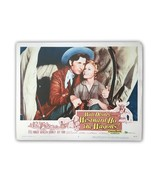 """""""WESTWARD HO THE WAGONS"""" ORIGINAL 11X14 AUTHENTIC LOBBY CARD POSTER PHOT... - $28.86"""