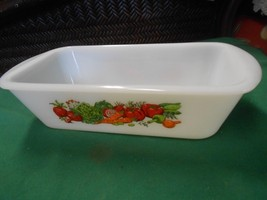 Great GLASBAKE USA Casserole/ Baking Dish (Pan) - $6.64