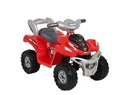 Cars Toys-Kids Ride On ATV 6V Toy Quad Battery Power Electric 4 Wheel Po... - $92.04