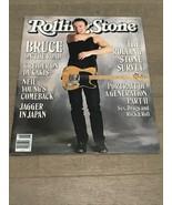 Vintage Rolling Stone #525 BRUCE SPRINGSTEEN May 5 1988 w/Jagger Neil Yo... - $7.00