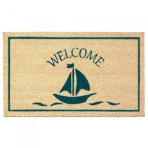 Sailboat Welcome Mat - $29.00