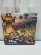 Disney Mickey Minnie Hollywood Jigsaw Puzzle 750 Piece - $15.79