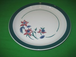 Touch of Elegance Hand Painted Durasafe Dinnerw... - $2.92