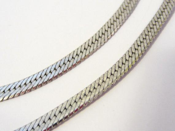 Sterling silver 925 Italy chain 24'' Long