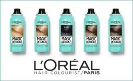L'Oreal Paris Magic Retouch Instant Root Concealer Spray Temporary Coverage 75ml - $9.99
