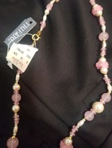 Trifari beaded necklace - $10.00