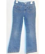 Old Navy Girls Blue Jeans Stretch Size 8 VGUC - $9.49